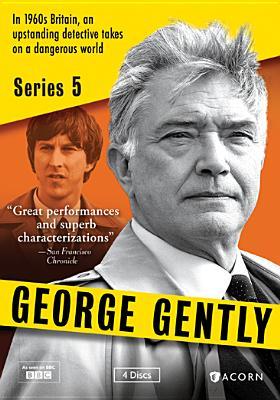 GEORGE GENTLY SERIES 5 BY GEORGE GENTLY (DVD)